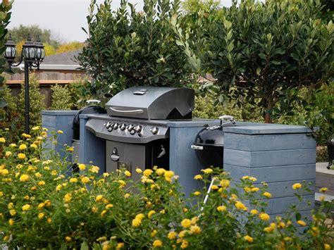 outdoor cooking station ideas cheap outdoor kitchen ideas hgtv