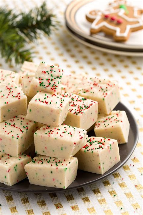 christmas recipes desserts gingerbread delish candy holiday fudge dessert easy recipe homemade treats gift gifts cake baking cookie dinner festive