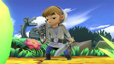 outset island toon link   alternates super