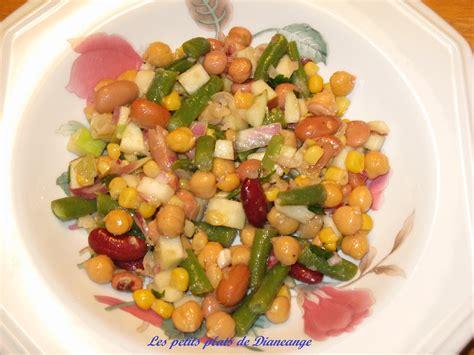 les petits plats de dianeange salade de pois chiches