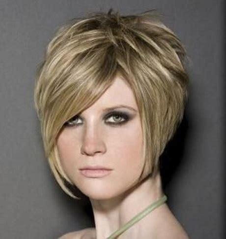 short hairstyles  large women
