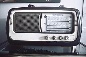 Free stock photo of music, old, radio