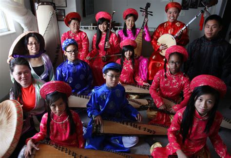 Vietnamese Band Preserves Traditional Music