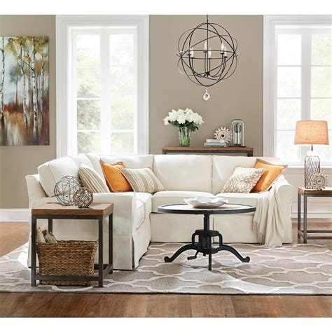 home decorators collection mayfair  piece classic natural
