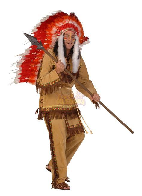 indiaan kostuum luxe heer groot aanbod van feestkleding