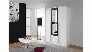 Kleiderschrank Weiß Hochglanz Mit Spiegel : kleiderschrank krefeld wei und grau mit spiegel 136 cm ~ Indierocktalk.com Haus und Dekorationen