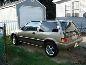 1987 Honda Civic Hatchback Dx  Mint Condition  5 Speed