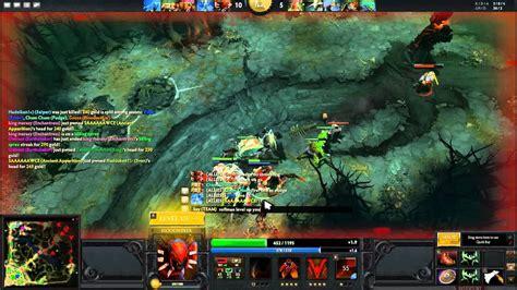 dota 2 bloodseeker gameplay youtube