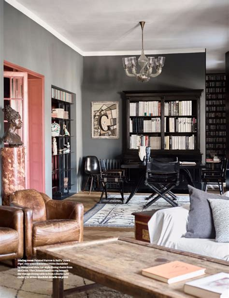 living room painted  farrow ball  pipe interiors