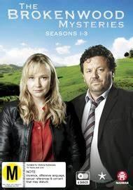 The Brokenwood Mysteries Season 1 DVD In Stock Buy
