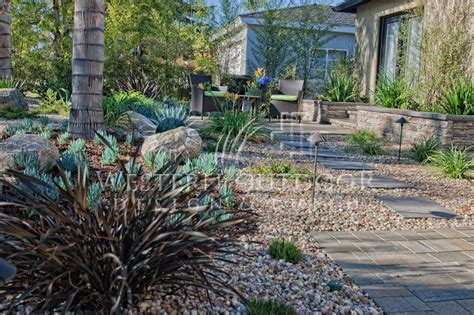 how much does xeriscaping cost 1000 images about front yard landscape on pinterest decomposed granite circular driveway and