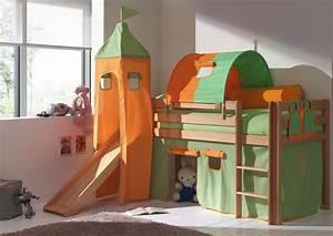 Lit Toboggan Ikea : lit cabane garcon ~ Premium-room.com Idées de Décoration