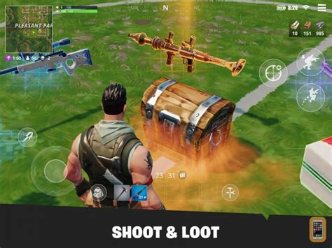 fortnite mobile  pc  bluestacks