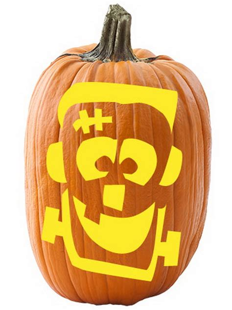 fun halloween holiday  pumpkin carving family