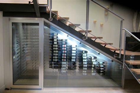 modern wine cooler   wine cellar modern ideas