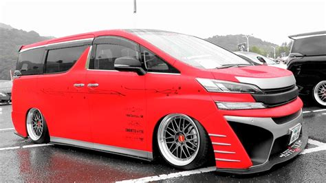 Toyota Vellfire Hd Picture by Hd Toyota Vellfire 30 Modified 30系ヴェルファイアカスタム Zeal杯 토요타