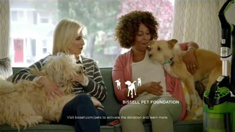 bissell pet hair eraser vacuum tv commercial home