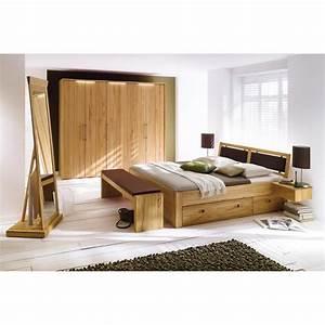 Massivholz schlafzimmer komplett 6 teilig palermo for Schlafzimmer komplett massiv