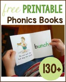 Free Printable Kindergarten Reading Phonics Books