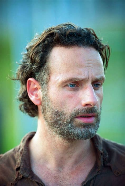 what is rick grimes hairstyle called rick grimes rick