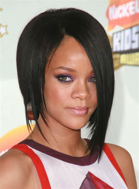 Bob Frisuren Die Moderne Kurzhaarfrisurbob Frisur Rihanna by Frisuren F 252 R Schulterlanges Haar Trendy Haarschnitte