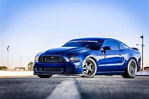 Anthony Ballard's 8-second 2014 S197 Mustang GT