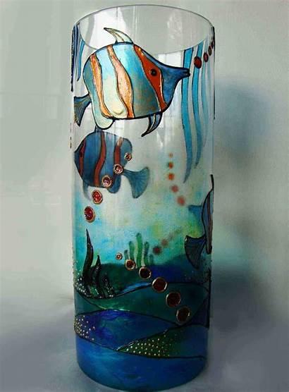 Glass Painting Craft Enhance