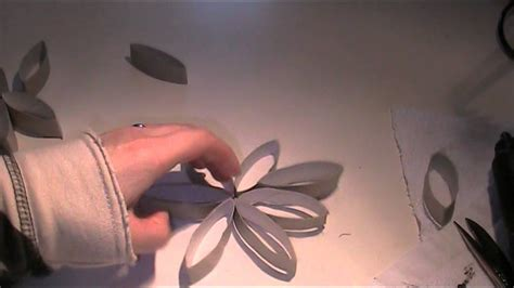 anleitung dekoration basteln aus klopapierrollen youtube