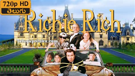 Richie Rich (1994) 720p Bdrip Multi Audio Telugu Dubbed Movie