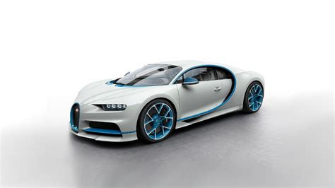 Buy This Bugatti Chiron For €3.5m, Wait A Year To Actually