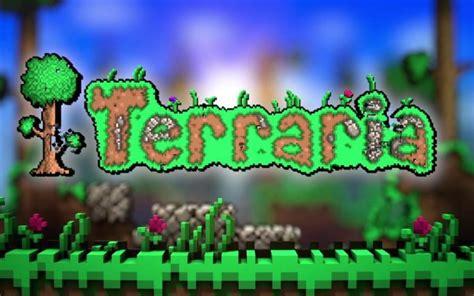 terraria game hd desktop wallpapers  hd