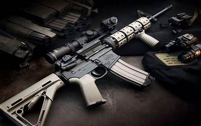Gun Wallpapers Army Cave