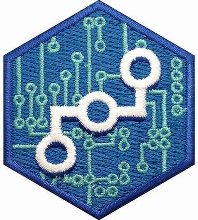 Badges Merit Nerdy Saxon Isaiah Adorably Status