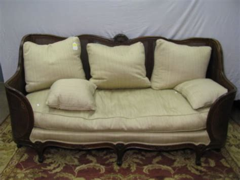 down filling for sofa cushions cane walnut frame sofa down filled cushions 2065320