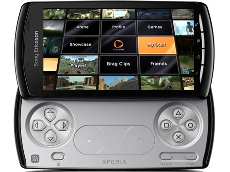 why onlive could resurrect the xperia play android