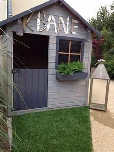 Cabane Exterieur Enfant : maisonnette enfant bois exterieur cabane jardin enfant ~ Melissatoandfro.com Idées de Décoration