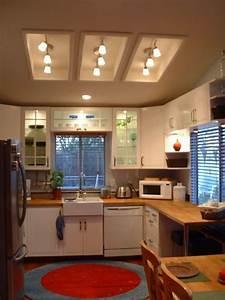 Remodel Flourescent Light Box In Kitchen