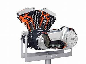2012 Harley-davidson Engine With Twin Cam 103 U2122