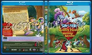 Tom and Jerry: Robin Hood and His Merry Mouse blu-ray ...