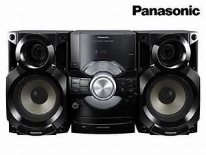 Minicomponente Panasonic Akx80pnk Alkomprar Com
