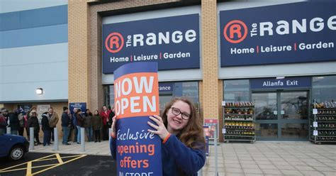 the range store one stop shop the range signs deal with iceland to start selling frozen food mirror