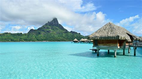 Tahitian Overwater Bungalow  Vacation Experiences Of A