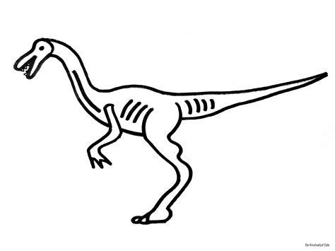 Kleurplaat De Dinosaurussen by Kleurplaten Dinosaurussen Kleurplaten Dinosaurussen