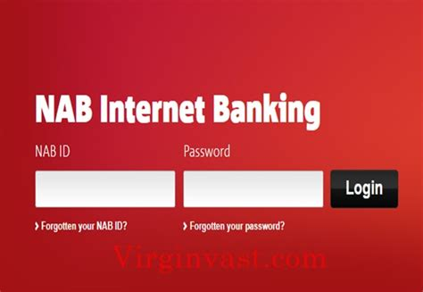 Nab Internet Banking Login