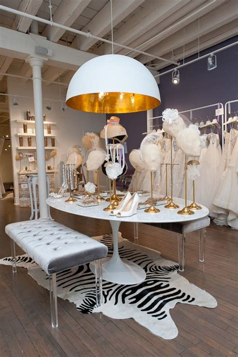 pin  city lighting products  bridal store lighting