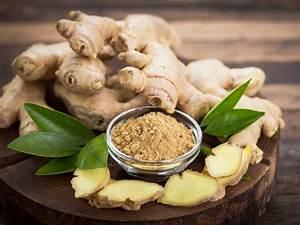 Study  Ginger Helps Burn Fat