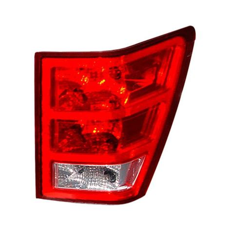 2007 jeep grand cherokee tail light omix ada jeep grand cherokee 2007 replacement tail