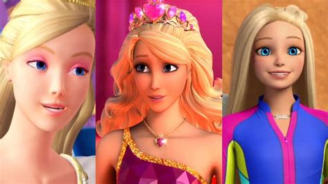 The Evolution of Barbie Movies - YouTube
