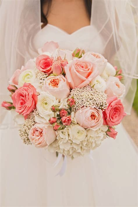 Soft Pink And White Rose Bouquet Tatum Photo And Design