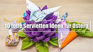 Servietten Falten Zu Ostern : servietten falten zu ostern 10 ideen f r ihre tischdeko youtube ~ A.2002-acura-tl-radio.info Haus und Dekorationen